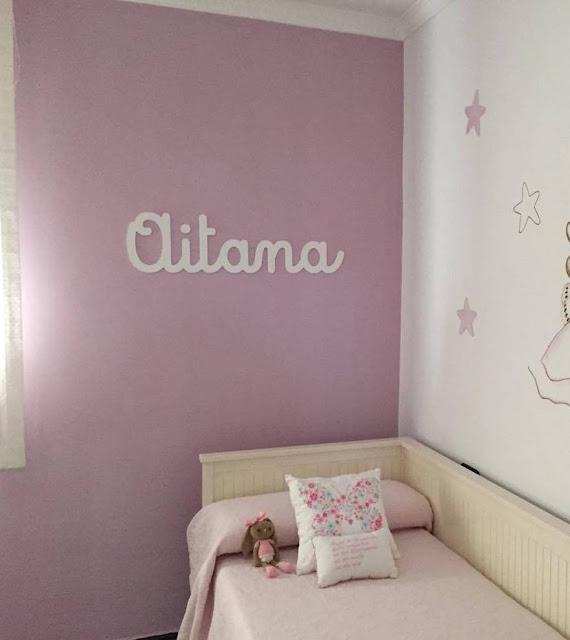 nombres para decoración habitación infantil