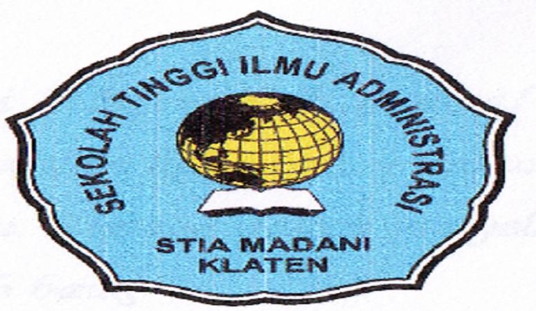 PENERIMAAN MAHASISWA BARU (STIA MADANI) 2019-2020 SEKOLAH TINGGI ILMU ADMINISTRASI MADANI