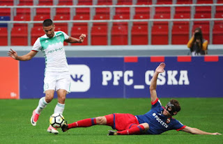 Watch Akhmat vs CSKA Moscow live Streaming Today 23-11-2018 Russia Premier League
