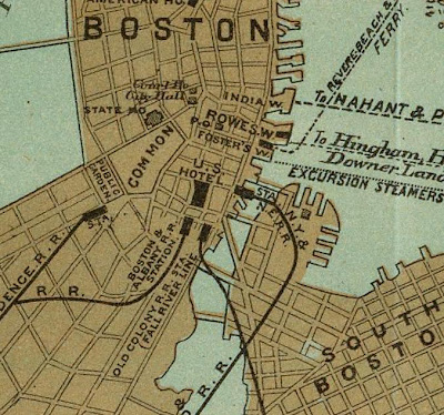 Hotel Boston Map.And This Is Good Old Boston United States Hotel