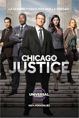 Chicago Justice (TV Series) S01 DVD R4 NTSC Latino
