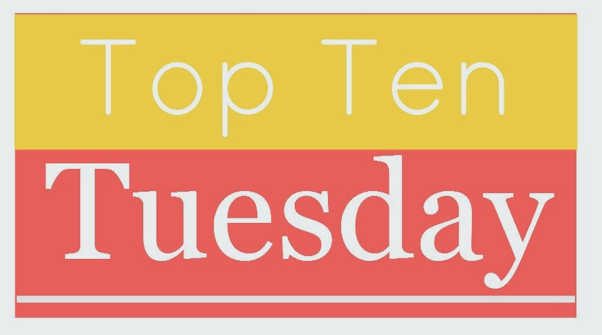 Top Ten Tuesday button