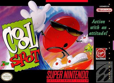 Rom de Cool Spot - SNES em PT-BR - Download