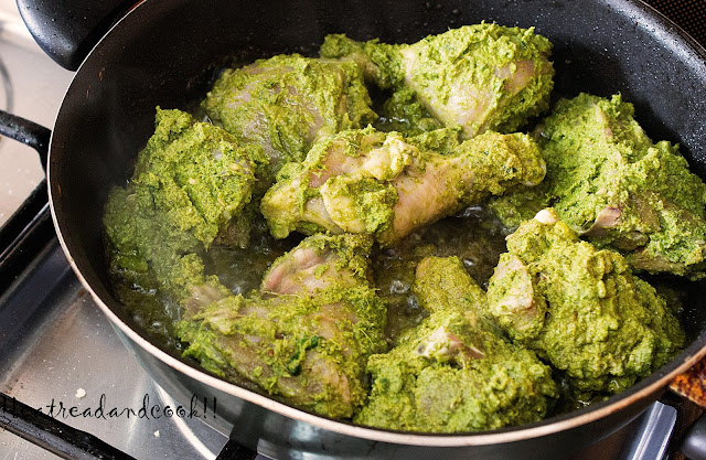 goan chicken cafreal masala recipe