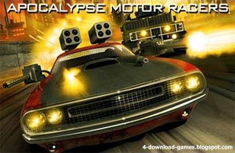 لعبة سباق نهاية العالم Apocalypse Motor Racers