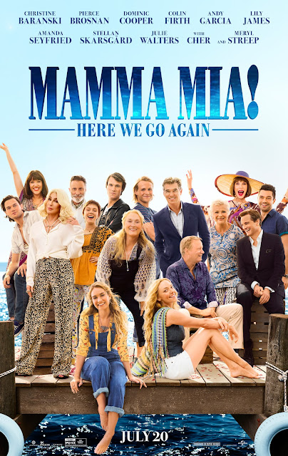 MAMMA MIA HERE WE GO AGAIN (2018) ταινιες online seires xrysoi greek subs