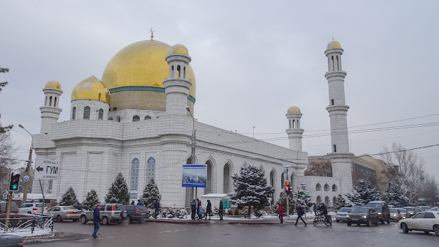 Almaty Cental Mosque