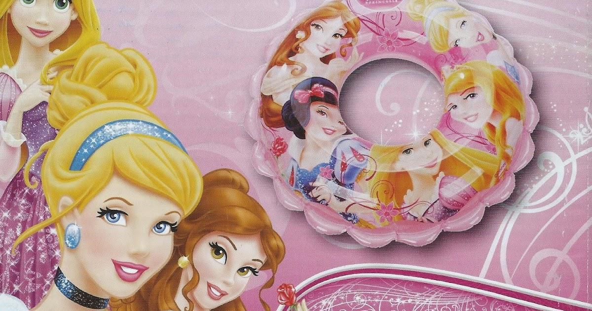 Disney Princess 80cm Float Ring Dp24 Btc Pool Float Store