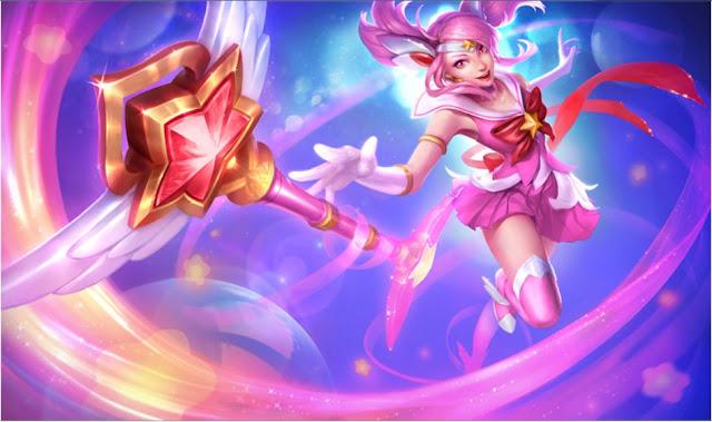 Mod Skin Lux Sailor Chibi Moon