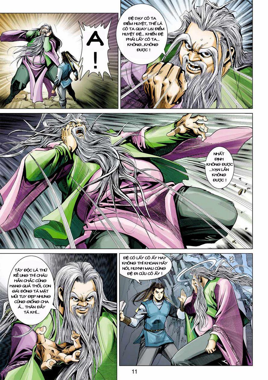 Anh Hùng Xạ Điêu anh hùng xạ đêu chap 43 trang 11