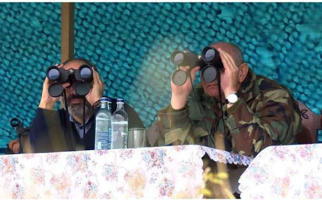 El primer ministro de Armenia dijo que está listo para la guerra