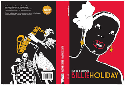 Billie Holiday, de Muñoz y Sampayo