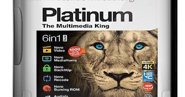 nero platinum 2019 suite 20
