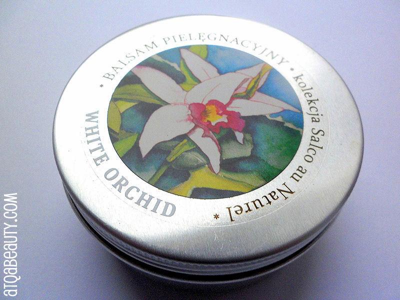 Pielęgnacja :: Ach, co to za zapach! <br>Balsam do ciała i dłoni White Orchid Salco au Naturel