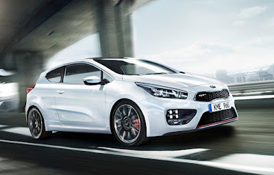 Kia Pro_Cee'd GT 2018 Review, Specs, Price
