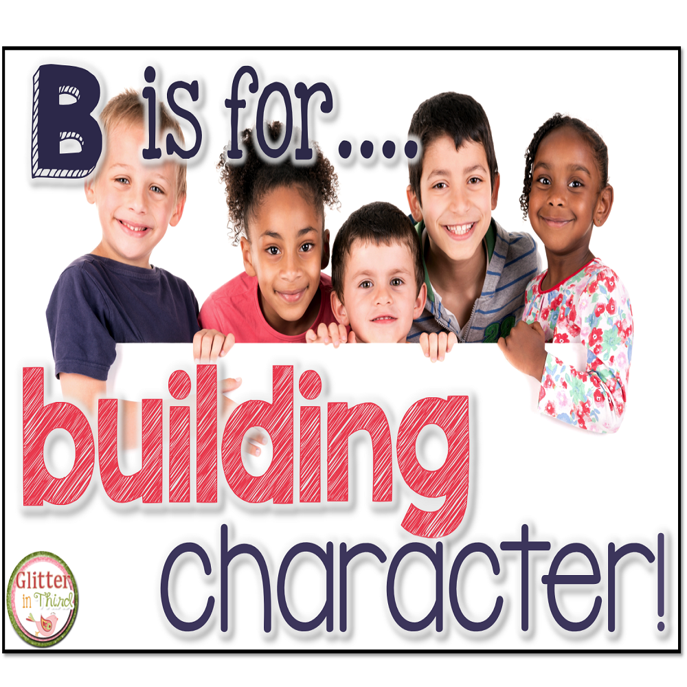 Building character in the classroom starts on day one. Check this post out for teaching ideas and resources you can use all year long.