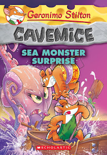 Geronimo Stilton Cavemice: Sea Monster Surprise