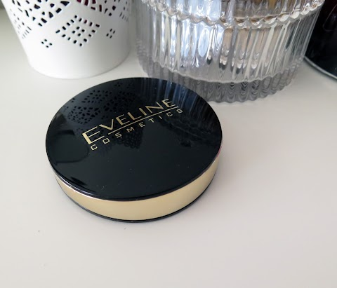 Eveline cosmetics mattifying and smoothing mineral powder 20 transparent