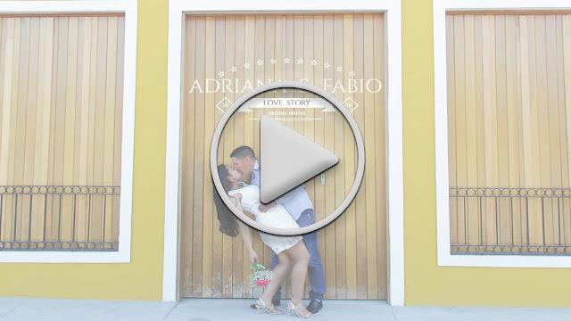 Love Story - Adriana & Fabio  Gravado em Luis Carlos - Guararema - SP  O casal conta como se conheceram, como foi o primeiro encontro, revelando sua história de amor, que será exibida no dia do casamento!  Gostou, Compartilhe com os amigos!   Captação e Edição: Rossini's Imagens http://www.rossinisimagens.com.br http://www.rossinisimagens.blogspot.c... Fotografia e Vídeo (11) 4292-0024