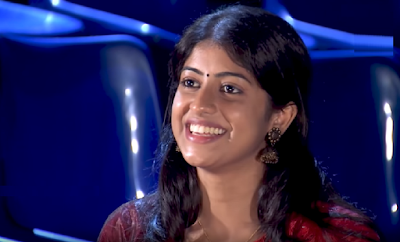 Darshana -Contestant of Nayika Nayakan show