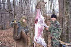 The Fun, Fast Way To Skin A Deer