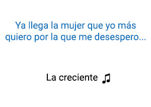 Rafael Orozco La Creciente significado de la canción.