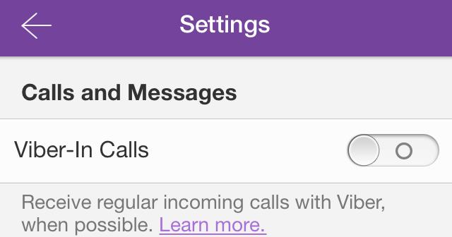 MOREmins in London: Why Regular Calls Sometimes End up on Viber?