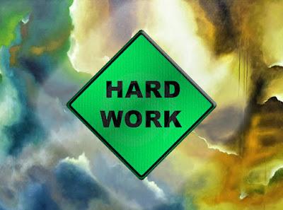 Work Hard, Play Hard como decían Akon y Ne-Yo