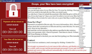 Σε εξέλιξη μεγάλη επίθεση ransomware σε πολλές χώρες