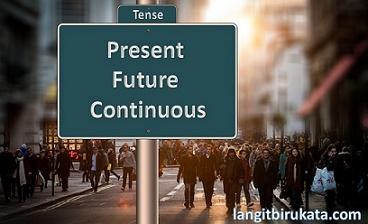 Present Future Continuous Tense