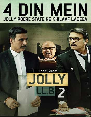 Jolly LLB 2 2017 Full Hindi Movie BluRay Free Download