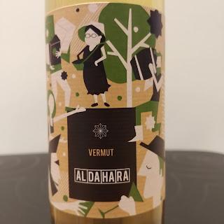 ALDAHARA VERMUT BLANCO