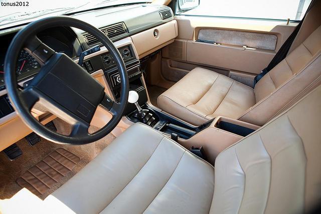 Daily Turismo: 10k: 1992 Volvo 740 w/ LS1 V8 Swap