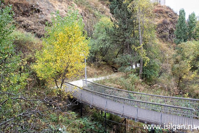 Арка Желаний. Город Джермук. Армения