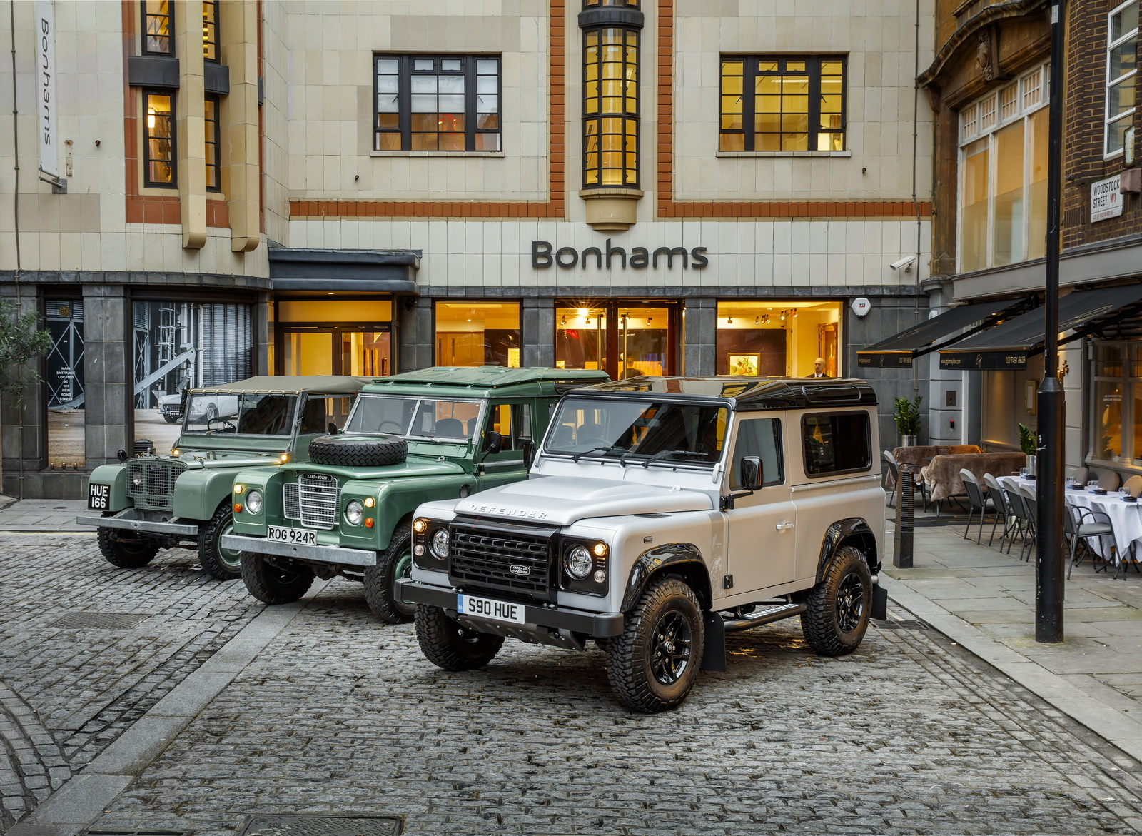 Next Land Rover Defender To Appeal To A New Generation ...