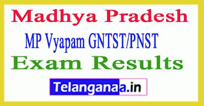 MP Nursing Entrance Exam Results