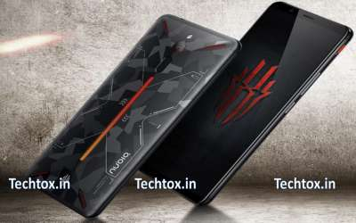 Nubia Red Magic 2 gaming smartphone can be equipped with 10 GB RAM and snapdragon 845 processor