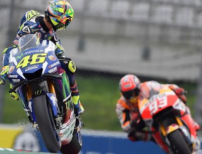 Rossi vs Marquez di Austia Tentukan Nasib Dua Perusahaan Raksasa Dunia
