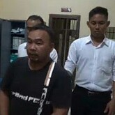 Caleg DPRD Tanjungbalai yang miliki sabu.