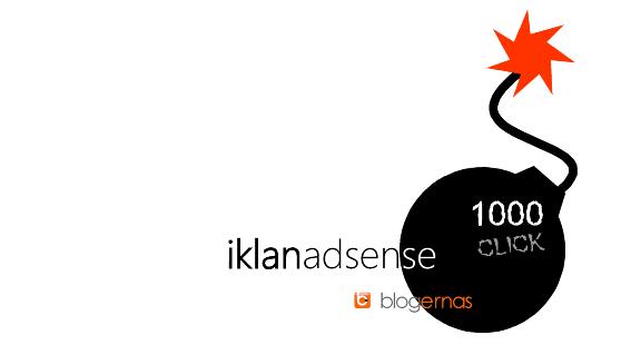 Rahasia Mendapatkan 1000 Klik Adsense Sehari