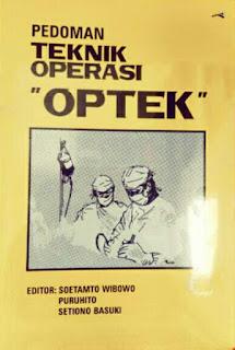 """PEDOMAN TEKNIK OPERASI """"OPTEK"""""""