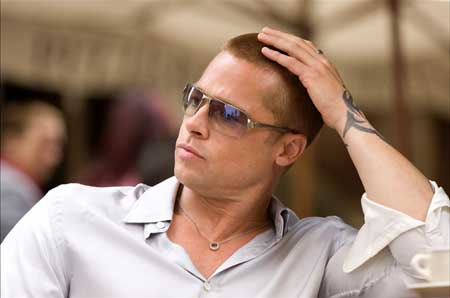 G C W Brad Pitt Oceans Twelve Wallpapers