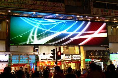 Đơn vị thi công màn hình led p2 ngoài trời tại Trà Vinh