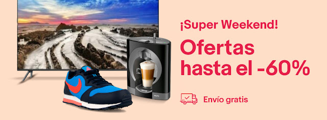 Top 10 ofertas Super Weekend de abril de eBay