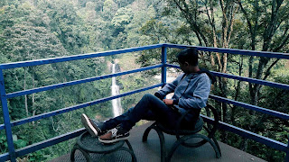 Air Terjun Pelangi Bandung 5