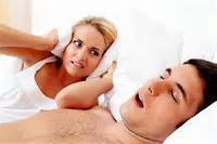 Effortful process to quit snoring.