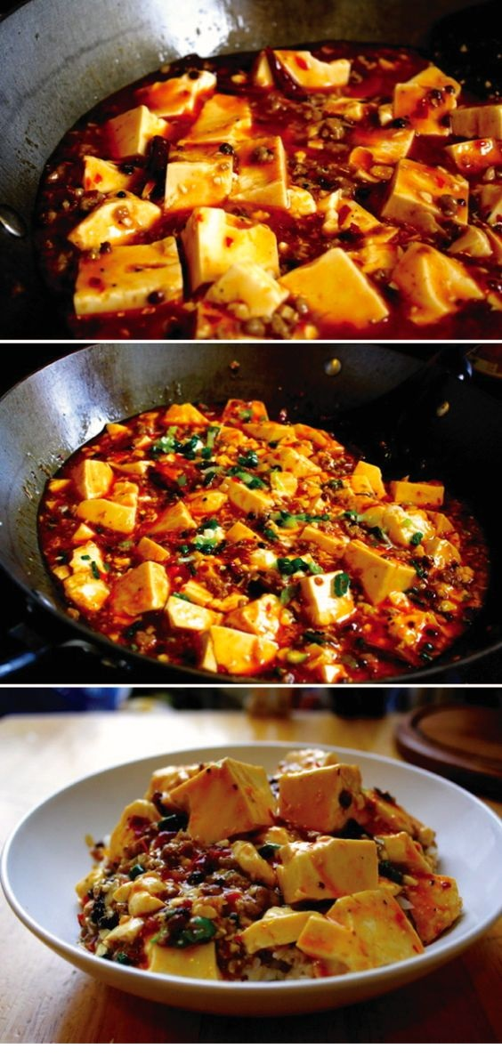 Ma Po Tofu Recipe – The REAL Deal