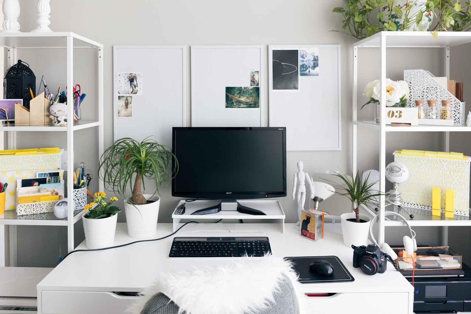 , Home:  Incredible Tips that will Help you To Organise Your WorkStation