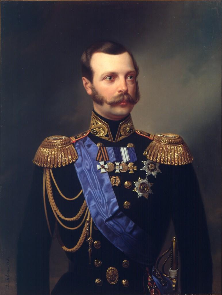 Os Romanov: Czares da Rússia - Alexandre II e Família