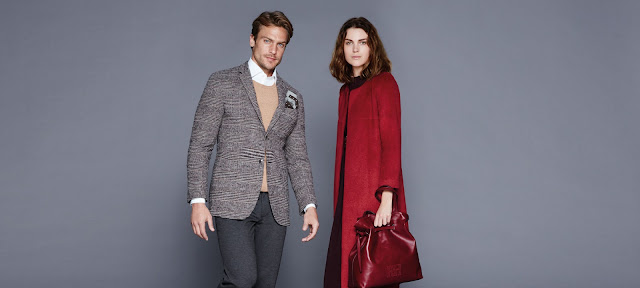 Pedro del Hierro, Autumn's New Mood, Jason Morgan, lookbook, Fall 2016, moda hombre, menswear, Suits and Shirts,